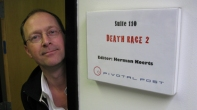 Editroom DeathRace 2