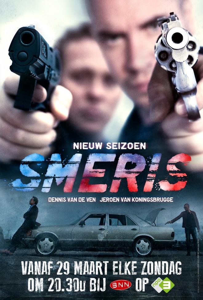 Smeris II - poster
