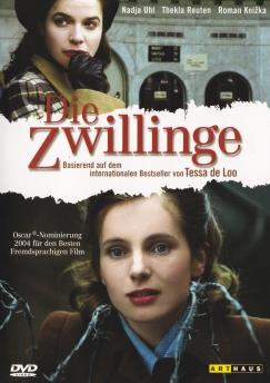 Tweeling - Die Zwillinge German - poster