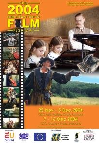 Tweeling - EUFF 2004 - the Poster
